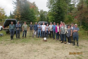 Formation Champignons Forestiers Septembre 2017